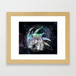 Spirit of Myth Framed Art Print