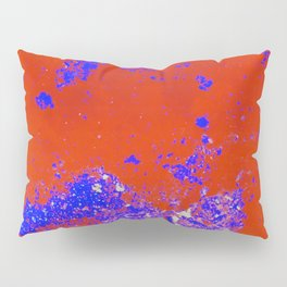 Abstract Island Pillow Sham