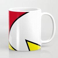 bazinga Mugs featuring Bazinga by Bazingfy