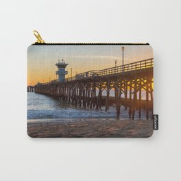 Seal Beach Sunset Carry-All Pouch