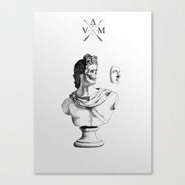 Not a bust Canvas Print