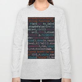 Computer Science Code Long Sleeve T-shirt
