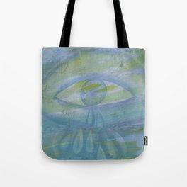 Mother's eye Tote Bag