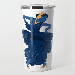 Flamenco Dancer 2 Travel Mug