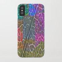 leaf iPhone & iPod Cases featuring Leaf  by Latidra Washington
