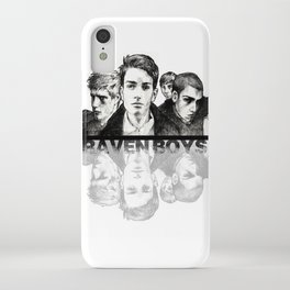 The Raven Boys iPhone Case