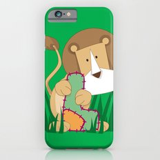 L is for Lion.. iPhone 6s Slim Case