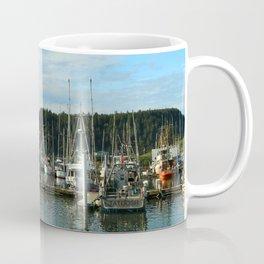 La Push Marina Coffee Mug