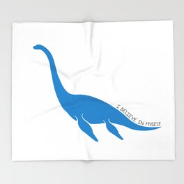 Nessie, I believe! Throw Blanket