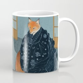 The Fox's Wedding Coffee Mug