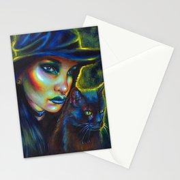 My spirit animal Stationery Cards