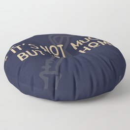 But Its Home Potter Claw Floor Pillow