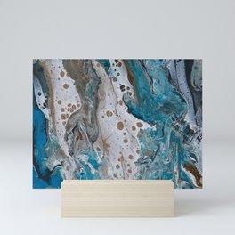 Ocean & Earth 4 Mini Art Print