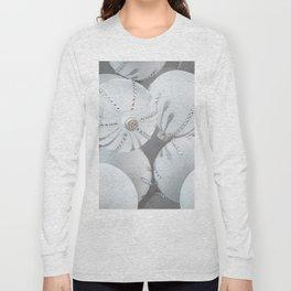 White Glass Long Sleeve T-shirt
