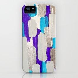Calm Stripes iPhone Case