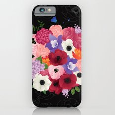 floral topiary iPhone 6s Slim Case