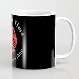 D&D - 5 Percenter Coffee Mug