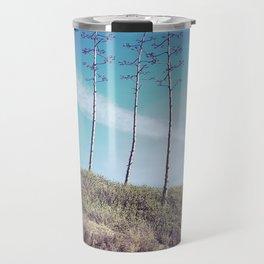 San Clemente Trees Travel Mug