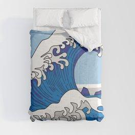 Great Wave of Humboldt - Daytime Comforters