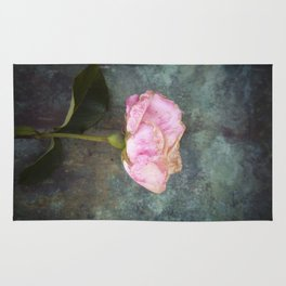 Wilted Rose III Rug