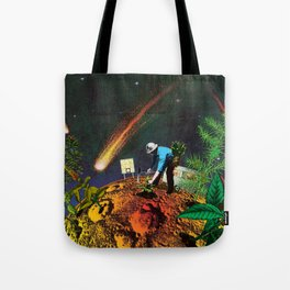 The plantor Tote Bag