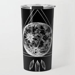 Moon Crystals Travel Mug