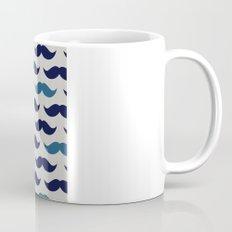 MUSTACHE PATTERN Mug