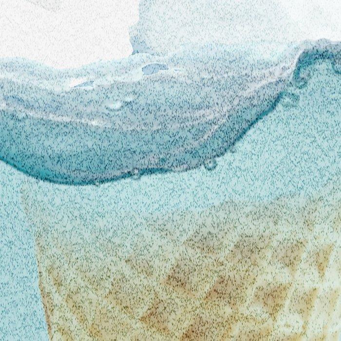 Polar ice cream cap Leggings