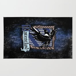 Ravenclaw team flag emblem iPhone 4 4s 5 5c, ipod, ipad, pillow case, tshirt and mugs Rug