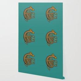 Celtic Hound Letter E 2018 Legs Version Wallpaper