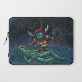 Psychopomp for the Previous Incarnation Laptop Sleeve