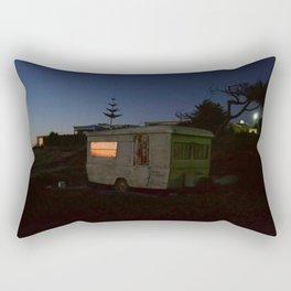 Summer Campout Rectangular Pillow