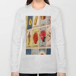 Lotería Long Sleeve T-shirt