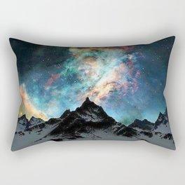 NORTHERN LIGHT ALASKA Rectangular Pillow