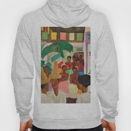 The Rivals of Chapingo by Diego Rivera Hoody