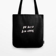 WEIRD Tote Bag