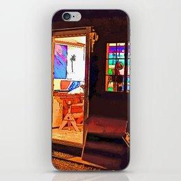 """""""Studio At Night #17"""" Photo iPhone Skin"""