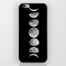 New moon iPhone & iPod Skin