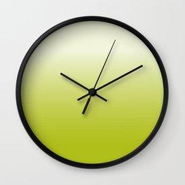 TT Acid Tonal 1 Wall Clock