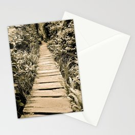Endless Path Stationery Cards