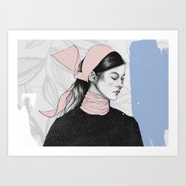 Delpozo Fall Art Print