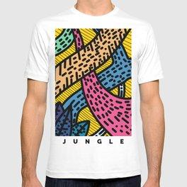 The Safe Jungle T-shirt
