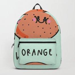 Orange You Glad Backpack