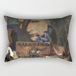 Amazing Beasts Rectangular Pillow