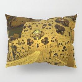 City of Golden Dust Pillow Sham