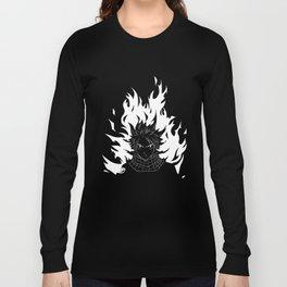 Natsu Dragneel Long Sleeve T-shirt