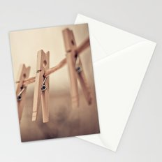 family of five Stationery Cards