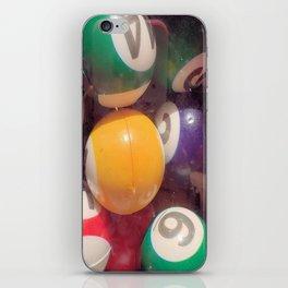 Billiard Balls iPhone Skin