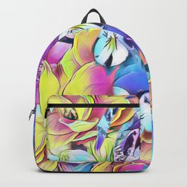 Candy Floral Mix Backpack