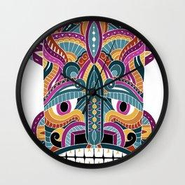 Dogon Wall Clock